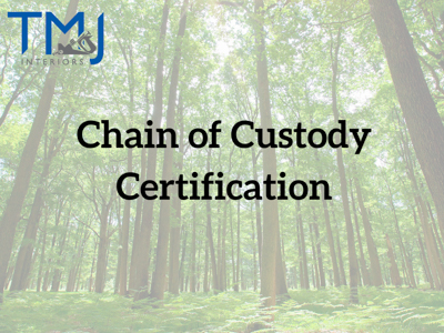 Chain of Custody Certification (2)