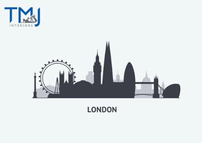 London skyline_