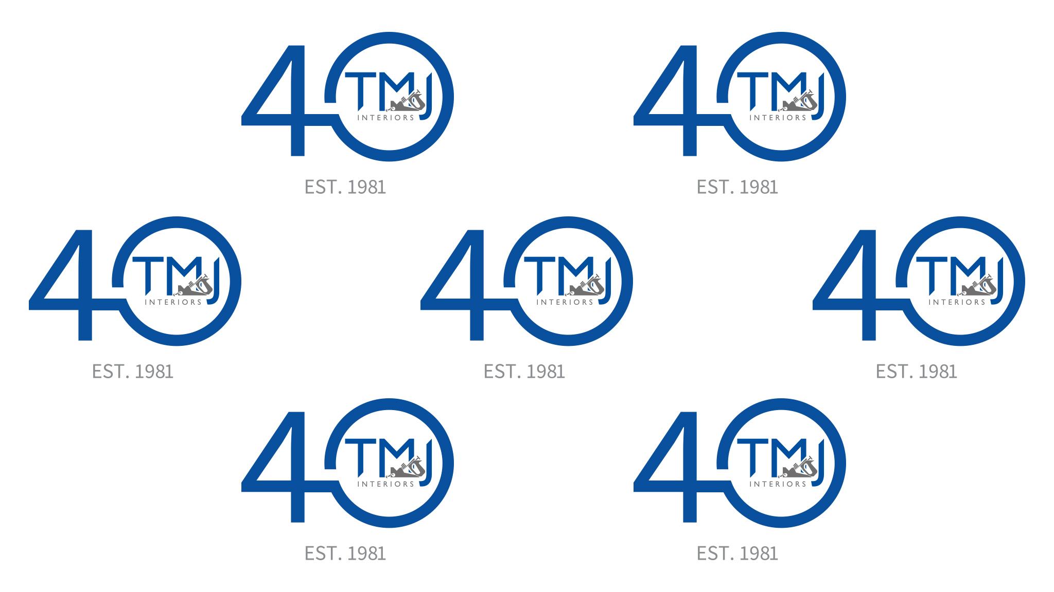 40 years Teams Background